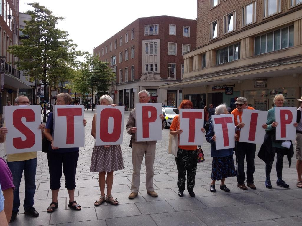 ttip day of action
