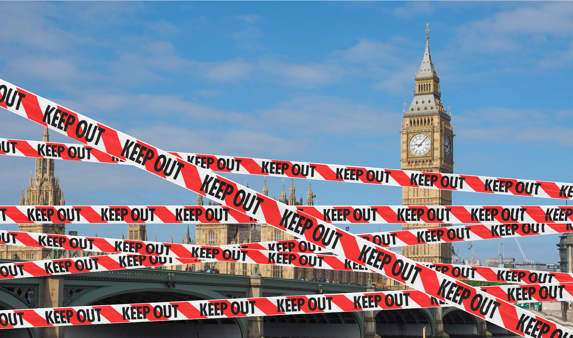 98000 Members Of 38 Degrees Say Hands Off Our Freedom Houses Parliament In London