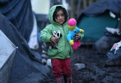 Refugee children fb