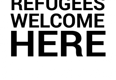 Refugees welcome here -01
