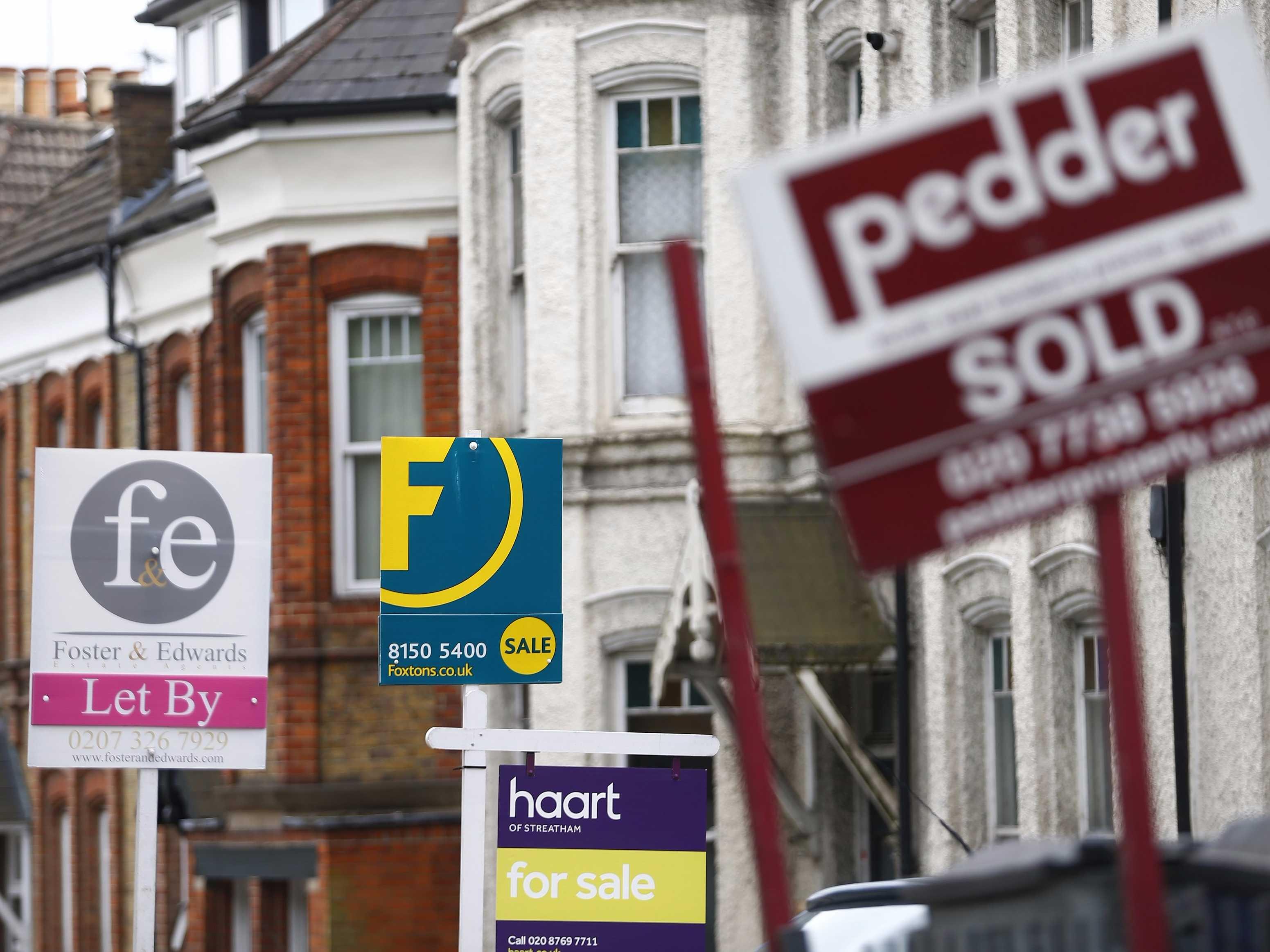 Как купить недвижимость в англии в кредит