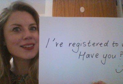 Have you registered