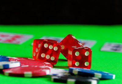 Cube Gambling Play Card Game Poker Cards Casino