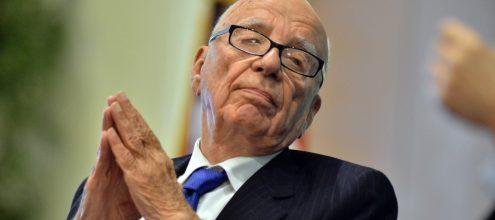 Rupert Murdoch, Michael Bloomberg